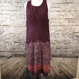 Anthropologie Eloise Women's Dress Size Large